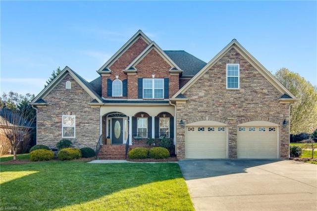 5120 Spiral Wood Drive, Clemmons, NC 27012 (MLS #924744) :: Kristi Idol with RE/MAX Preferred Properties