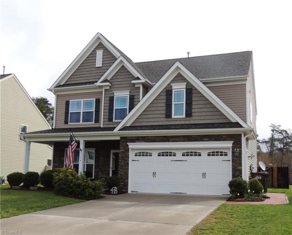 6736 Planters Drive, High Point, NC 27265 (MLS #924805) :: Kristi Idol with RE/MAX Preferred Properties
