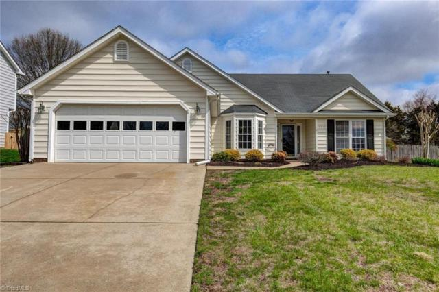 3513 Bent Trace Drive, High Point, NC 27265 (MLS #924876) :: HergGroup Carolinas
