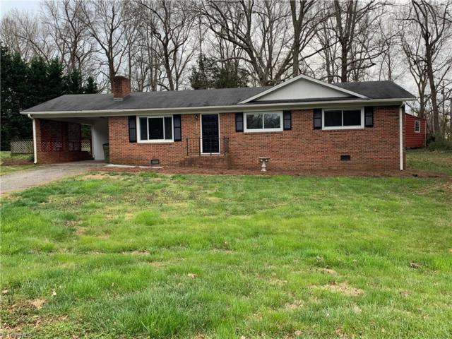 191 Foxfire Circle, Lexington, NC 27295 (MLS #924909) :: Kristi Idol with RE/MAX Preferred Properties