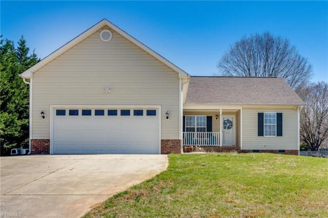 549 Country View Drive, Winston Salem, NC 27107 (MLS #924948) :: Kristi Idol with RE/MAX Preferred Properties