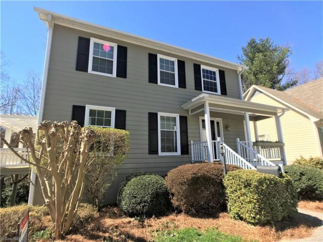 217 Guinevere Court, Winston Salem, NC 27104 (MLS #925005) :: Kristi Idol with RE/MAX Preferred Properties