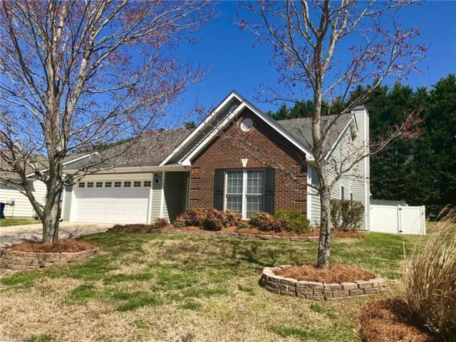 465 Silver Creek Trail, Kernersville, NC 27284 (MLS #925009) :: Kristi Idol with RE/MAX Preferred Properties