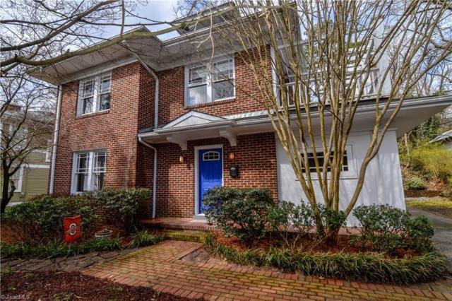 154 N Hawthorne Road, Winston Salem, NC 27104 (MLS #925149) :: HergGroup Carolinas