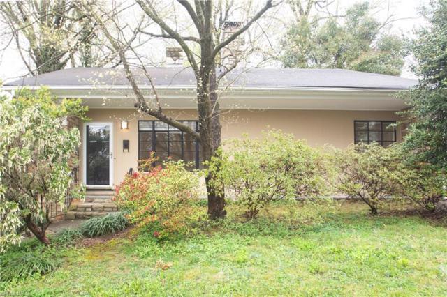 1105 Briarcliff Road, Greensboro, NC 27408 (MLS #925381) :: Ward & Ward Properties, LLC