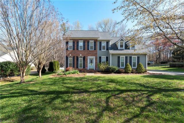 184 Fox Run Drive, Mocksville, NC 27028 (MLS #925505) :: HergGroup Carolinas