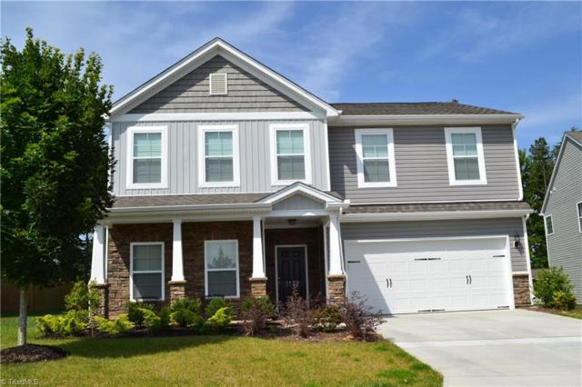 3 Foxworth Court Lot 52, Greensboro, NC 27406 (MLS #925541) :: HergGroup Carolinas