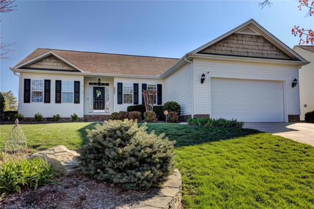 2351 Topaz Lane, High Point, NC 27265 (MLS #925566) :: Kristi Idol with RE/MAX Preferred Properties