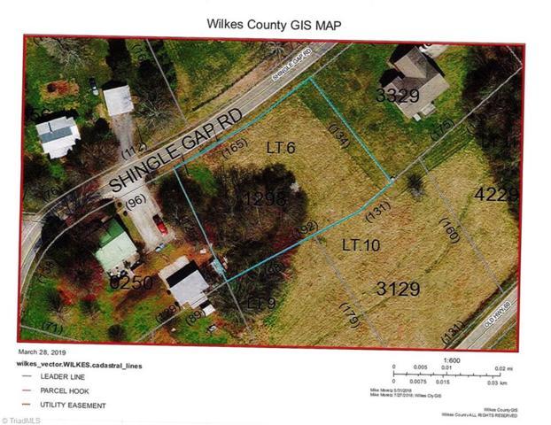 0 Shingle Gap Road, Purlear, NC 28665 (MLS #925593) :: RE/MAX Impact Realty