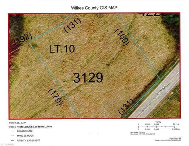 0 Old Highway 60, Purlear, NC 28665 (#925622) :: Premier Realty NC