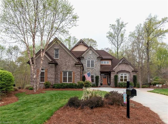 5030 Woodmont Ridge Court, Clemmons, NC 27012 (MLS #925635) :: Kristi Idol with RE/MAX Preferred Properties