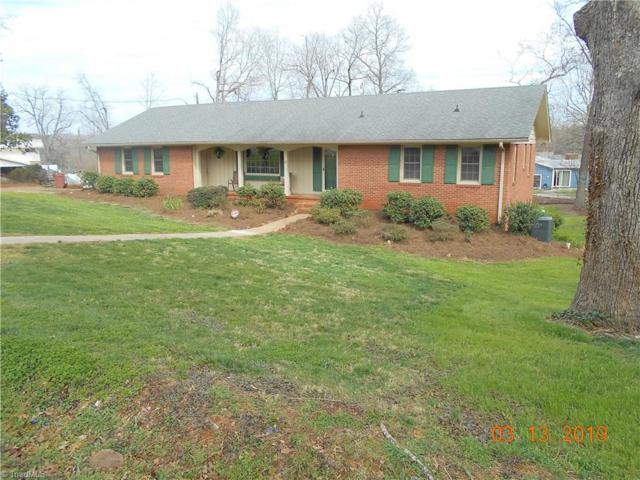 67 Forest Park Drive, Denton, NC 27239 (MLS #925764) :: HergGroup Carolinas