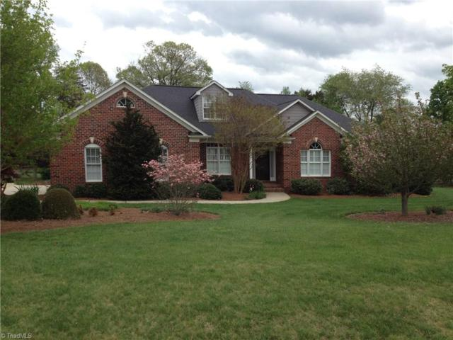 703 Chestnut Hill Court, Greensboro, NC 27455 (MLS #925842) :: HergGroup Carolinas