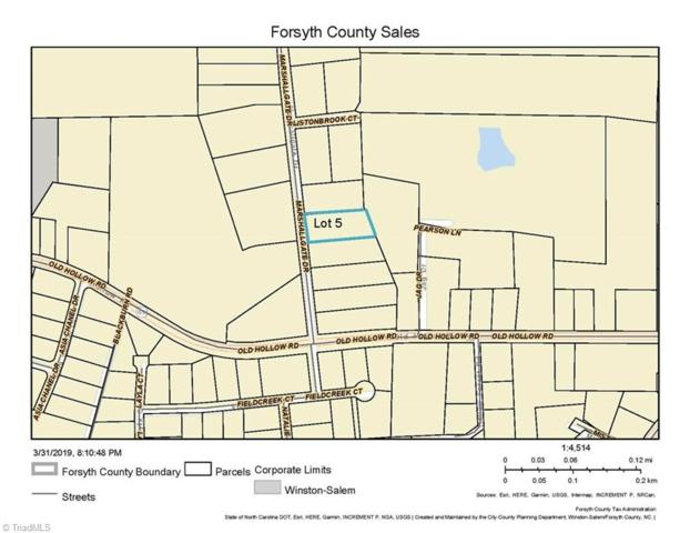 5745 Marshallgate Drive, Winston Salem, NC 27105 (MLS #925861) :: Berkshire Hathaway HomeServices Carolinas Realty