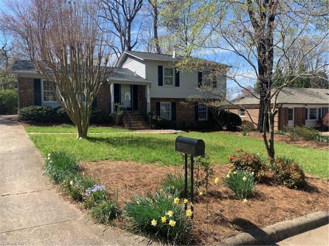 1721 Downing Street, Greensboro, NC 27410 (MLS #926013) :: Lewis & Clark, Realtors®