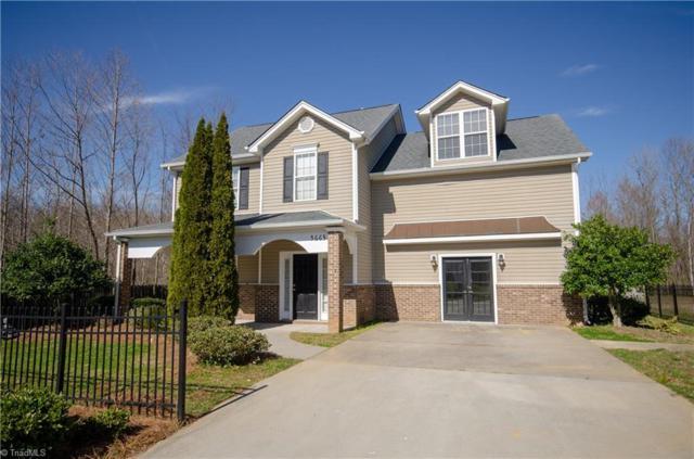 5663 Fairway Forest Drive, Winston Salem, NC 27105 (MLS #926116) :: Ward & Ward Properties, LLC