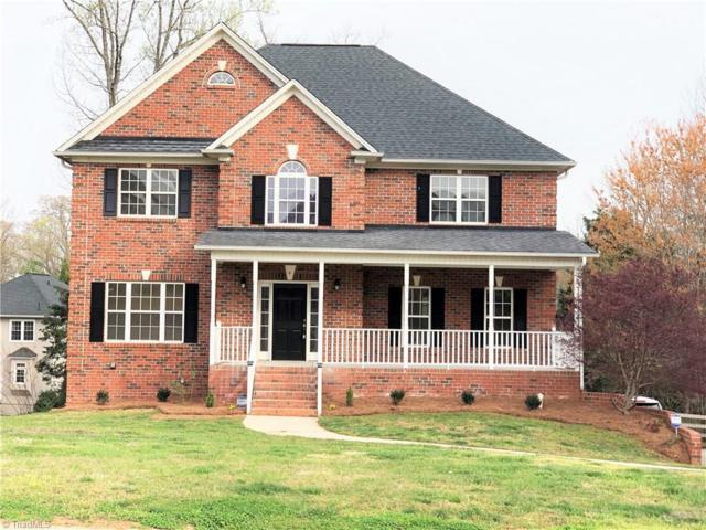 3645 Glennmoor Drive, Pfafftown, NC 27040 (MLS #926192) :: Kristi Idol with RE/MAX Preferred Properties