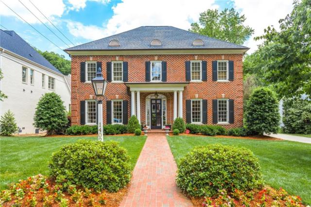 1402 Briarcliff Road, Greensboro, NC 27408 (MLS #926248) :: Ward & Ward Properties, LLC