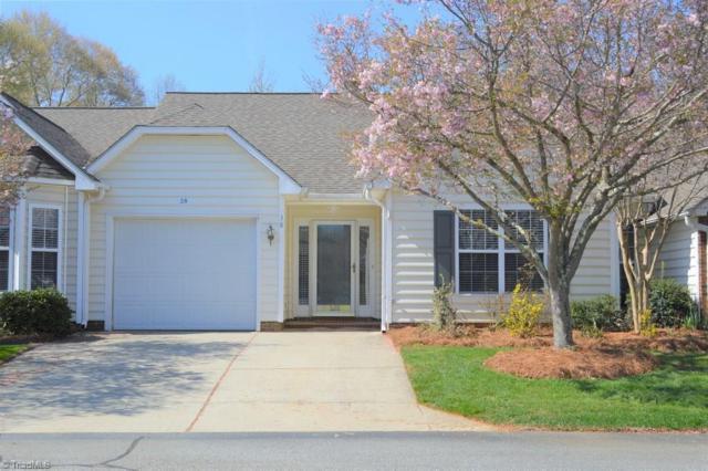 38 Mansfield Circle, Greensboro, NC 27455 (MLS #926271) :: Kristi Idol with RE/MAX Preferred Properties