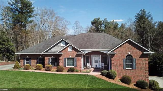 1643 Skyland Drive, Wilkesboro, NC 28697 (MLS #926466) :: RE/MAX Impact Realty