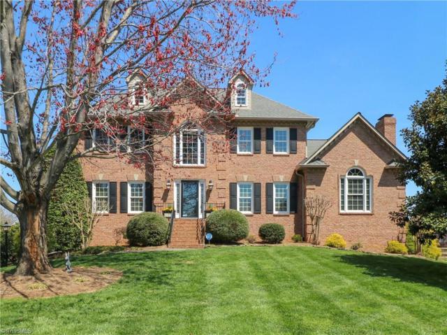 4437 Lochurst Drive, Pfafftown, NC 27040 (MLS #926523) :: Kristi Idol with RE/MAX Preferred Properties