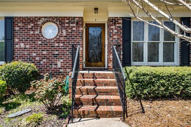 601 Dixon Avenue #1, Asheboro, NC 27203 (MLS #926616) :: HergGroup Carolinas