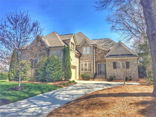 5902 Green Meadow Drive, Greensboro, NC 27410 (MLS #926663) :: HergGroup Carolinas