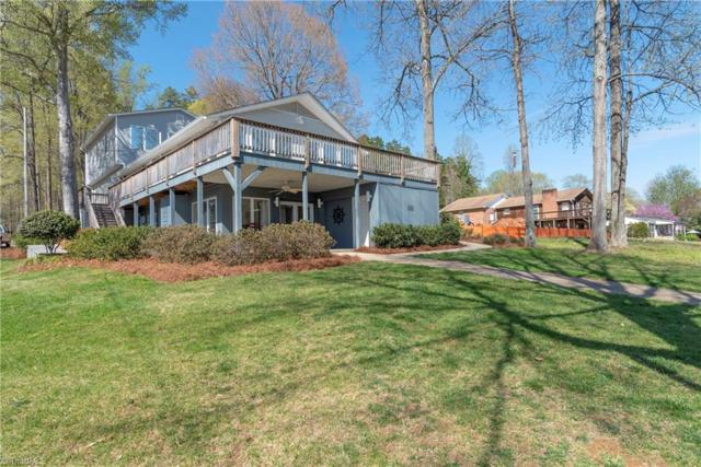 997 Hickory Point Drive, Lexington, NC 27292 (MLS #926774) :: HergGroup Carolinas