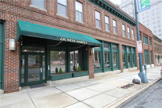 220 Market Street #104, Greensboro, NC 27401 (MLS #926871) :: HergGroup Carolinas