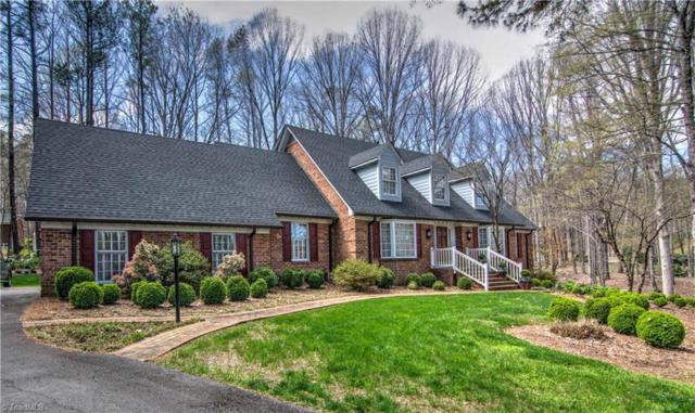 406 Overbrook Drive, Lexington, NC 27292 (MLS #926906) :: HergGroup Carolinas