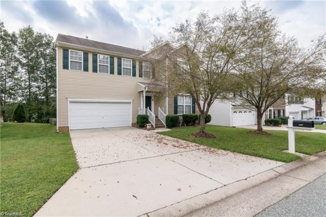 5222 Ivy Ridge Lane, Winston Salem, NC 27104 (MLS #926975) :: Ward & Ward Properties, LLC