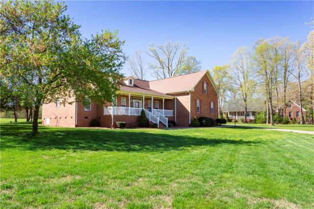 161 Cedar Crest Court, Reidsville, NC 27320 (MLS #926996) :: Kristi Idol with RE/MAX Preferred Properties