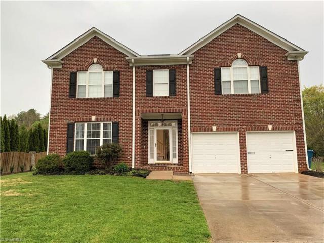 6393 Clubside Drive, Whitsett, NC 27377 (MLS #927089) :: Kristi Idol with RE/MAX Preferred Properties