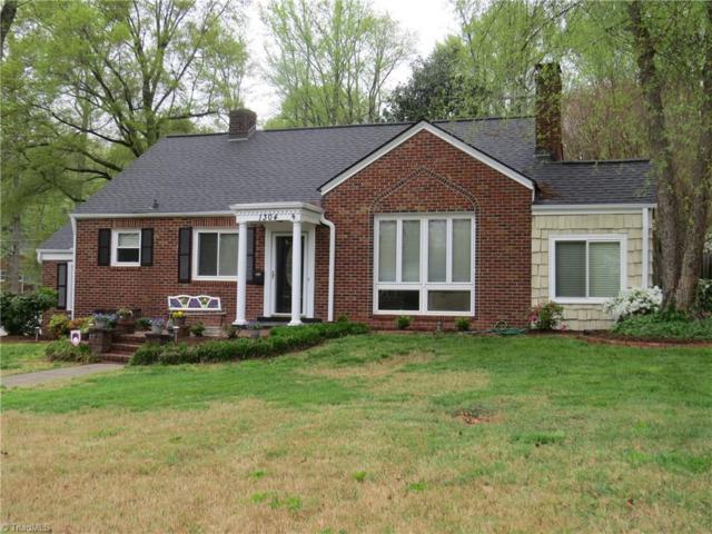 1304 W Cornwallis Drive, Greensboro, NC 27408 (MLS #927211) :: HergGroup Carolinas