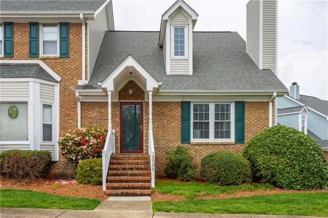 2007 Hearthwood Court, Greensboro, NC 27407 (MLS #927263) :: Kristi Idol with RE/MAX Preferred Properties