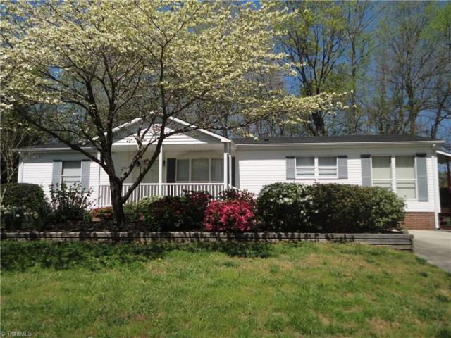 5522 Bridgeway Drive, Greensboro, NC 27406 (MLS #927270) :: HergGroup Carolinas