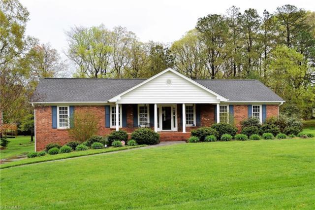 2505 Huntington Woods Drive, Winston Salem, NC 27103 (MLS #927465) :: RE/MAX Impact Realty