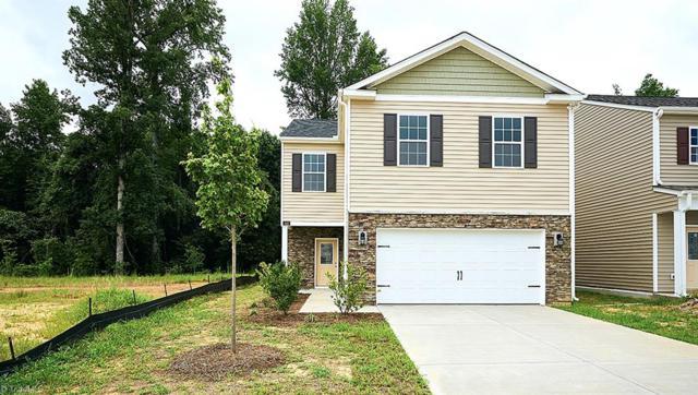4443 Oak Pointe Drive #41, Winston Salem, NC 27105 (MLS #927502) :: HergGroup Carolinas