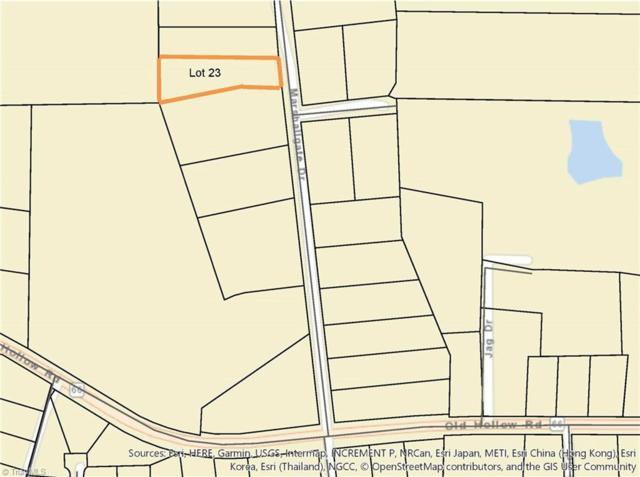 5800 Marshallgate Drive, Winston Salem, NC 27105 (MLS #927751) :: Kristi Idol with RE/MAX Preferred Properties
