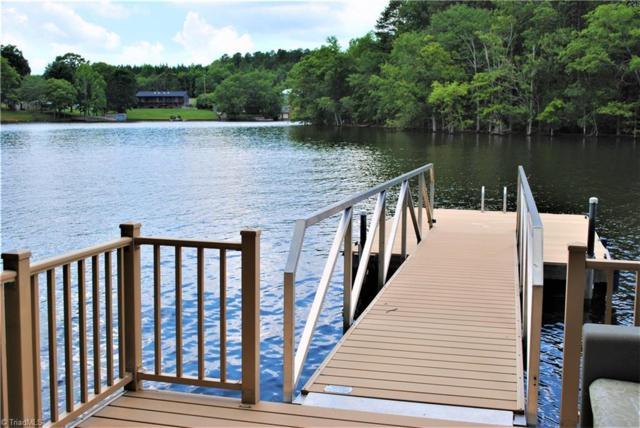 715 Crystal Bay Drive, Denton, NC 27239 (MLS #927918) :: Berkshire Hathaway HomeServices Carolinas Realty