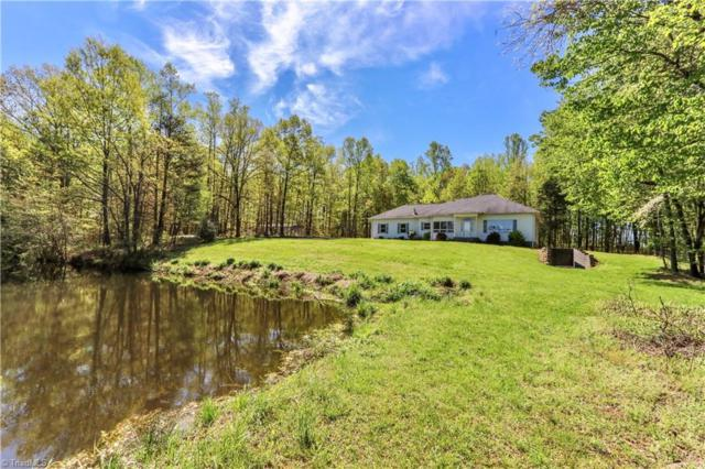 1005 Blessings Drive, Yadkinville, NC 27055 (MLS #927983) :: RE/MAX Impact Realty