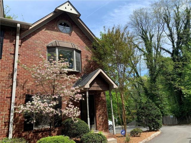 855 W 6th Street #11, Winston Salem, NC 27101 (MLS #928005) :: Kristi Idol with RE/MAX Preferred Properties