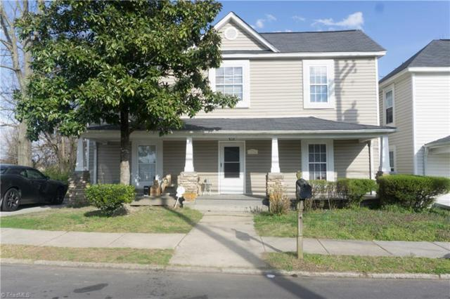709 Park Street, High Point, NC 27260 (MLS #928015) :: Kim Diop Realty Group