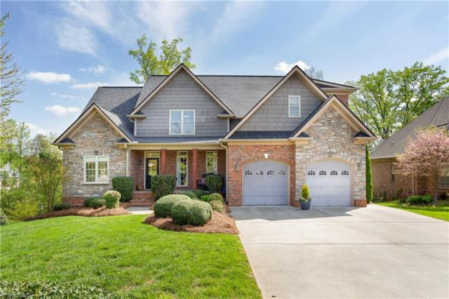 3585 Campton Ridge Road, Pfafftown, NC 27040 (MLS #929069) :: Kristi Idol with RE/MAX Preferred Properties