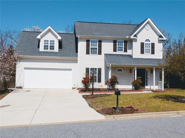 874 Eli Moore Court, High Point, NC 27265 (MLS #929107) :: HergGroup Carolinas