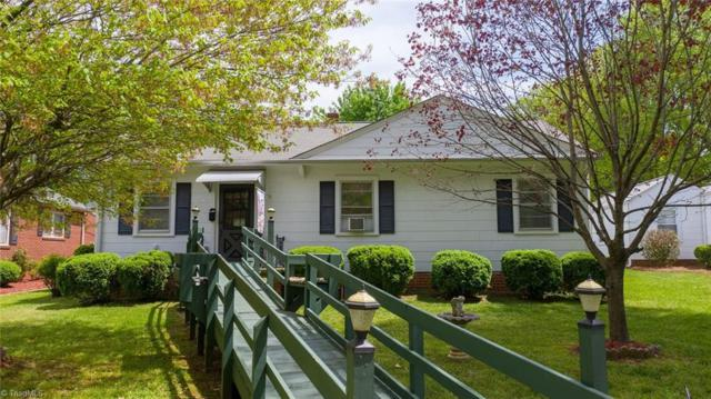 17 Grimes Circle, Lexington, NC 27292 (MLS #929113) :: HergGroup Carolinas
