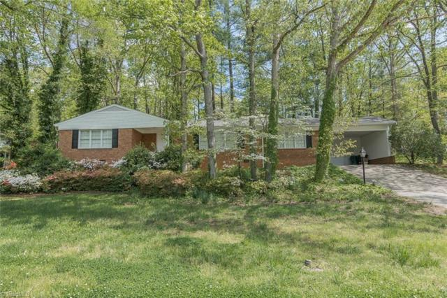 1100 Brookwood Drive, High Point, NC 27262 (MLS #929120) :: HergGroup Carolinas