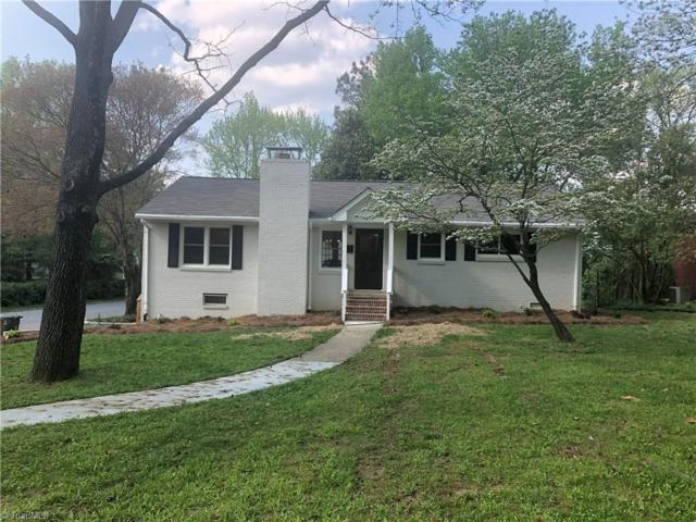 1816 Efland Drive, Greensboro, NC 27408 (MLS #929179) :: HergGroup Carolinas