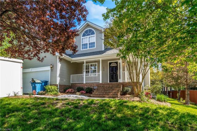 6609 Ivy Stone Drive, Jamestown, NC 27282 (MLS #929219) :: HergGroup Carolinas