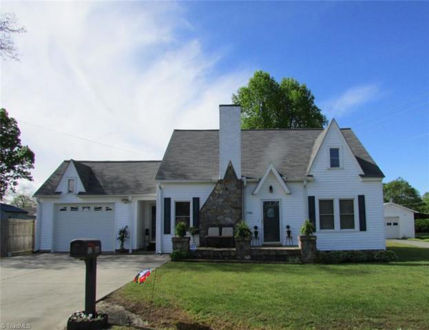 1206 Forest Acres Circle, Pleasant Garden, NC 27313 (MLS #929342) :: Lewis & Clark, Realtors®